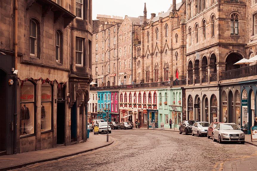 Travel Throwback Thursday: Victoria Street