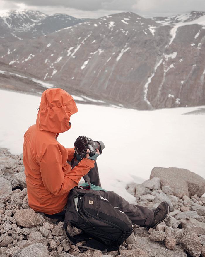 Fototips: Fotografera i vinterkylan