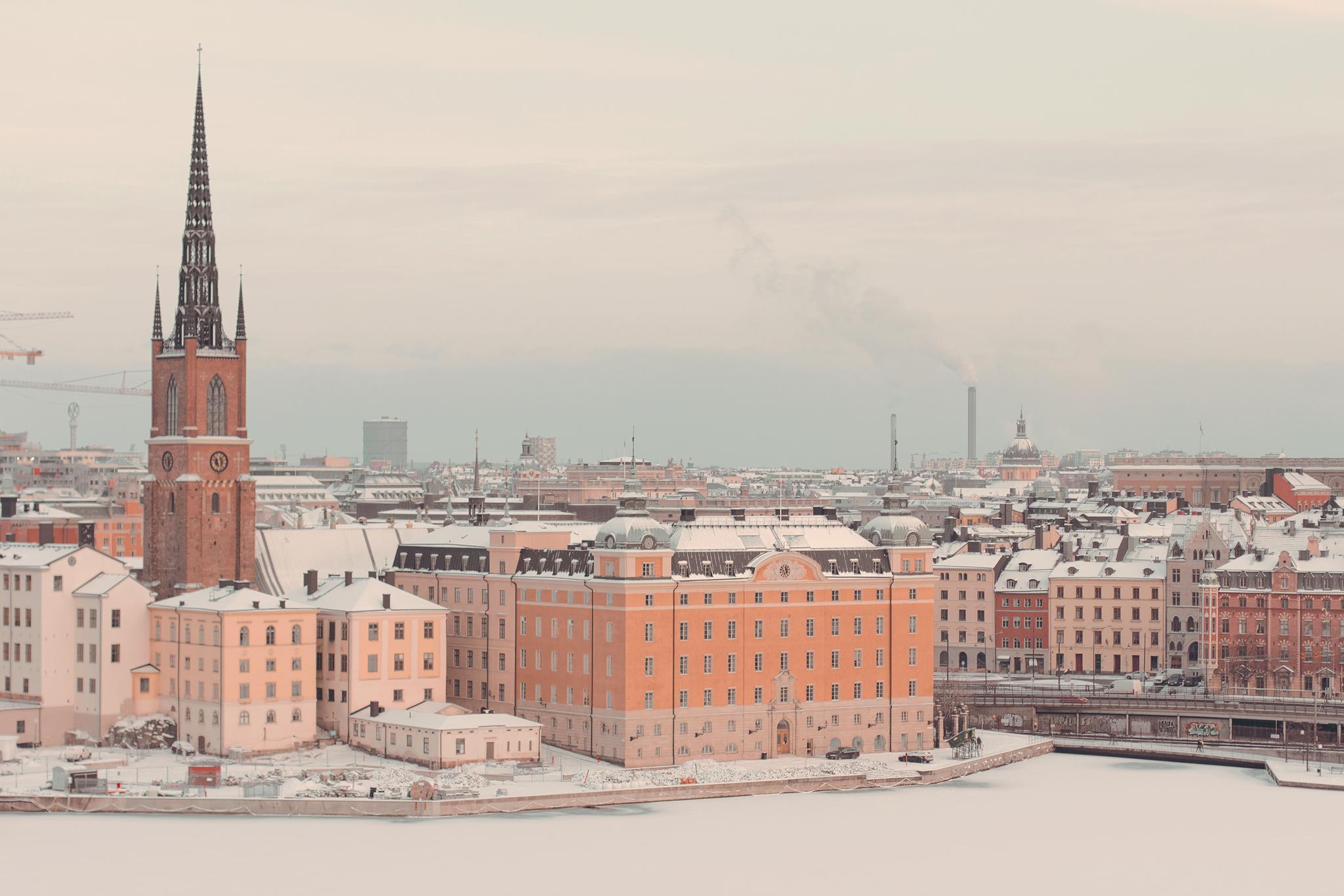 25 saker att göra i Stockholm på vintern