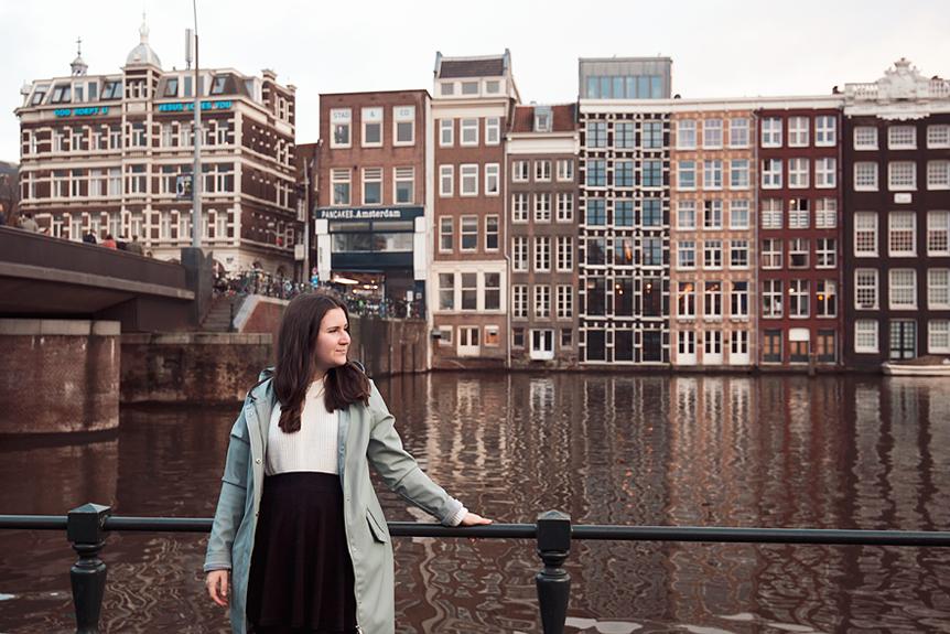 Fler vackra hus i Amsterdam