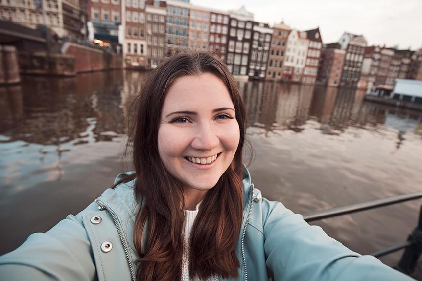 Mitt reseår 2018: Amsterdam