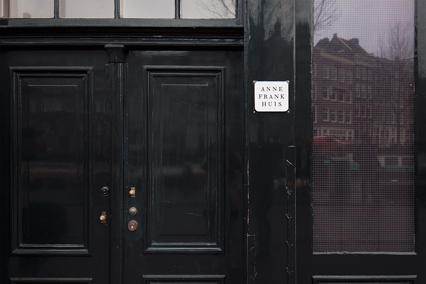 Resedagbok Amsterdam: Turister i Amsterdam