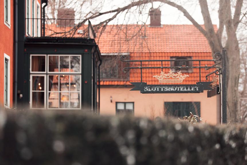 Resedagbok: Slottshotellet i Kalmar