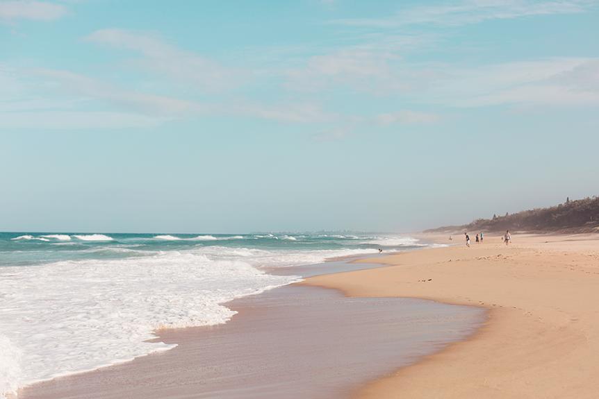 Travel Throwback Thursday: Buddina Beach