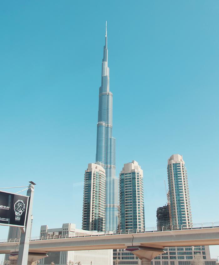 Travel Throwback Thursday - Burj Khalifa
