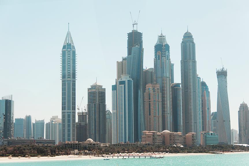Travel Throwback Thursday - Dubai 2012