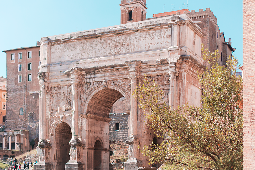 Travel Throwback Thursday - Rom 2016