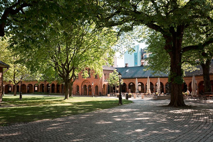 Resedagbok Oslo: Kungliga slottet