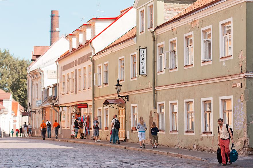 Travel Throwback Thursday - Tallinn 2012