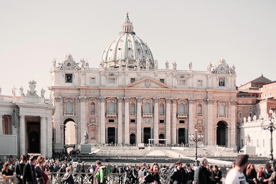 Peterskyrkan i Vatikanstaten