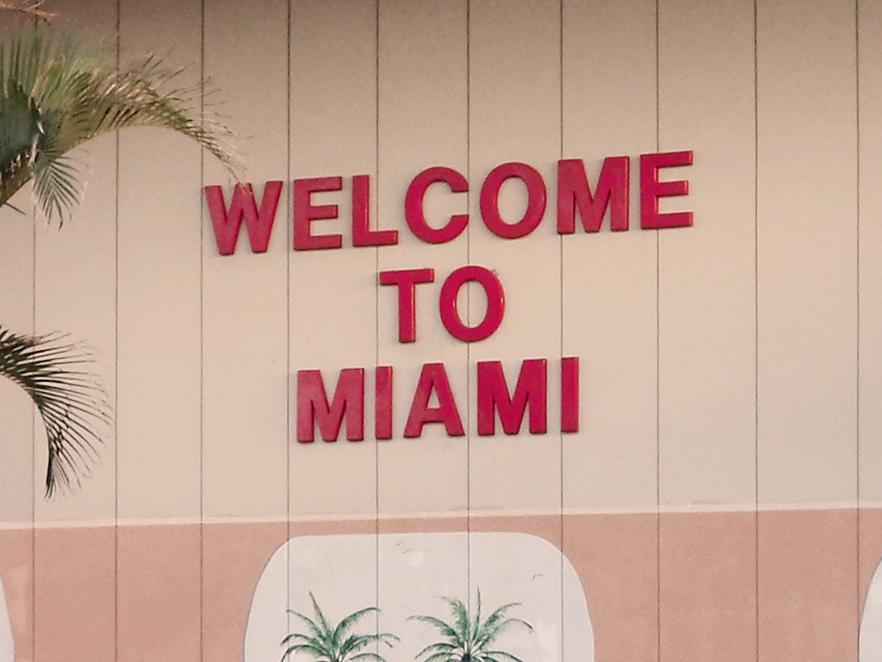 Travel Throwback Thursday - Orlando & Miami 2009
