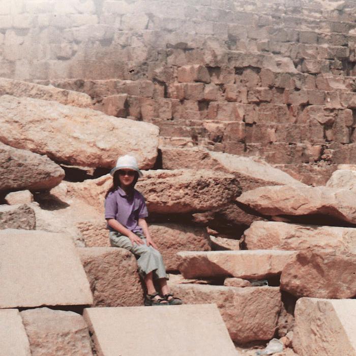 Travel Throwback Thursday: Hurghada & Kairo 2004