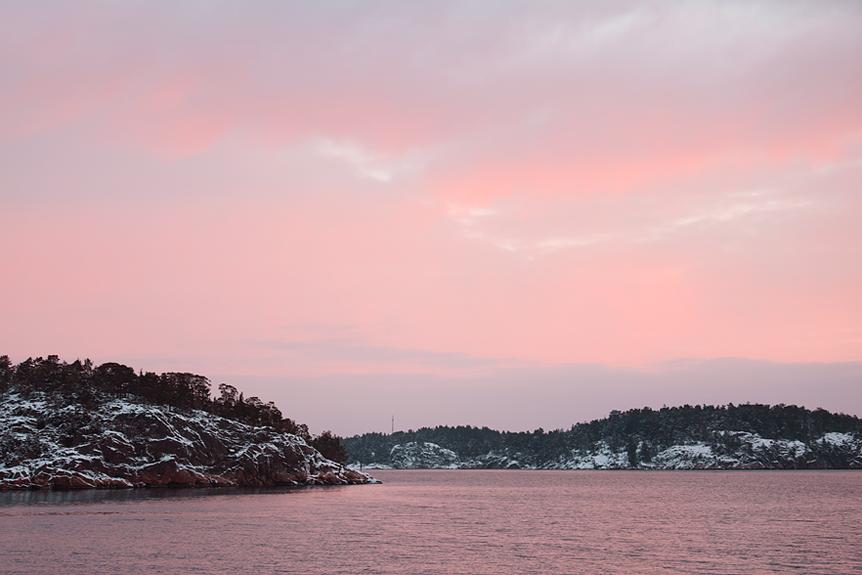 Båt från Stavsnäs till Sandhamn
