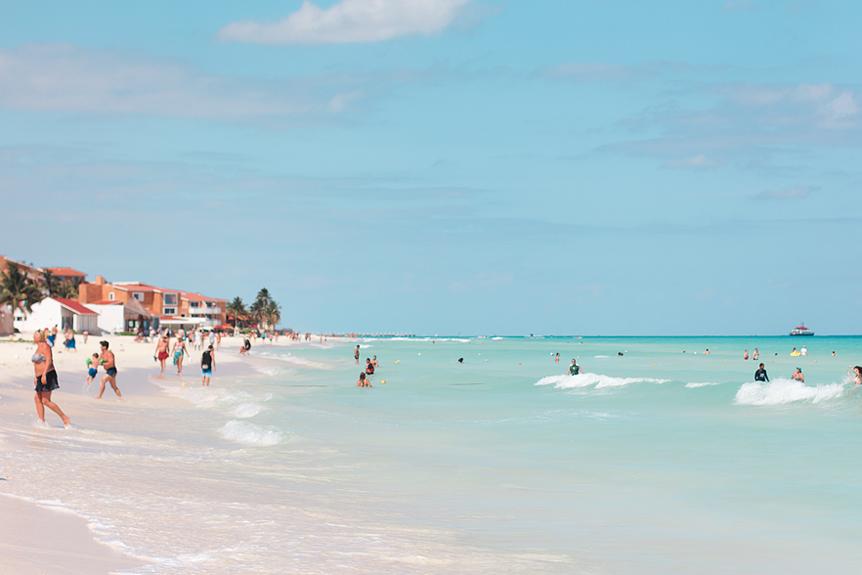 Travel Throwback Thursday - Mexiko 2014