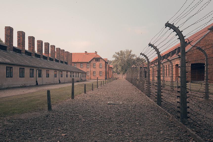 Auschwitz I - Stammlager