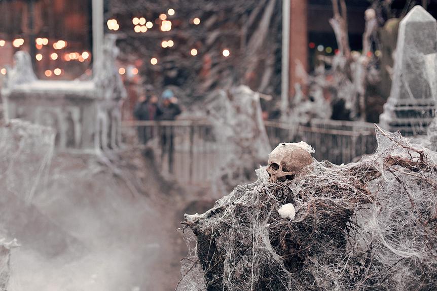 Allt du behöver veta om Halloween på Gröna Lund