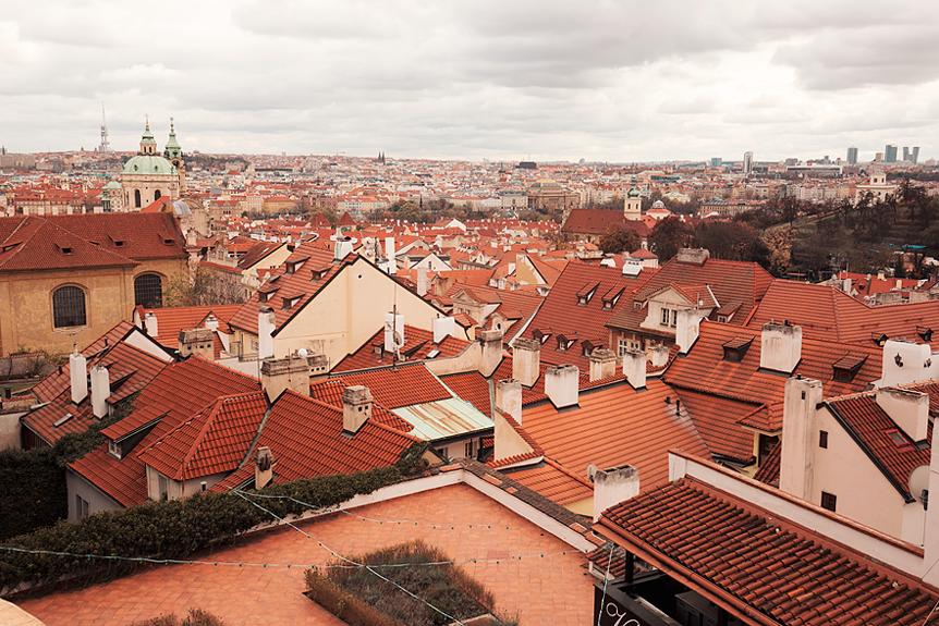 Travel Throwback Thursday - Prag 2017
