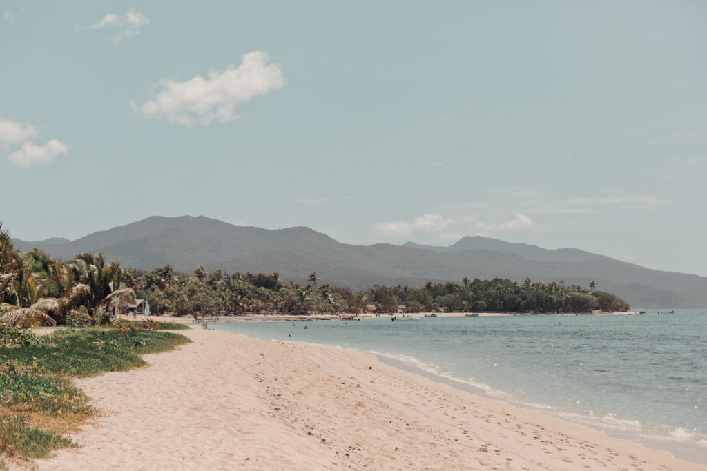 En förmiddag på Mystery Island