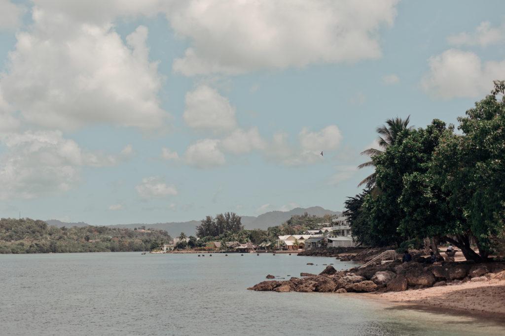 Port Vila: Staden med palmer och betong