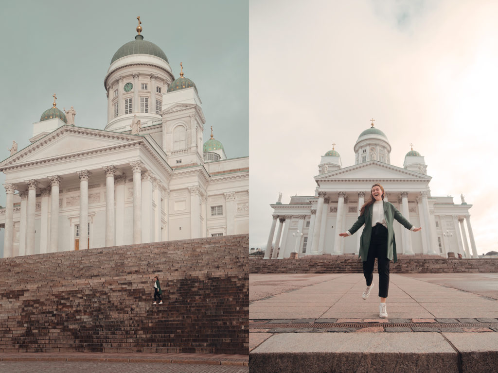 Mitt reseår 2020, Helsingfors