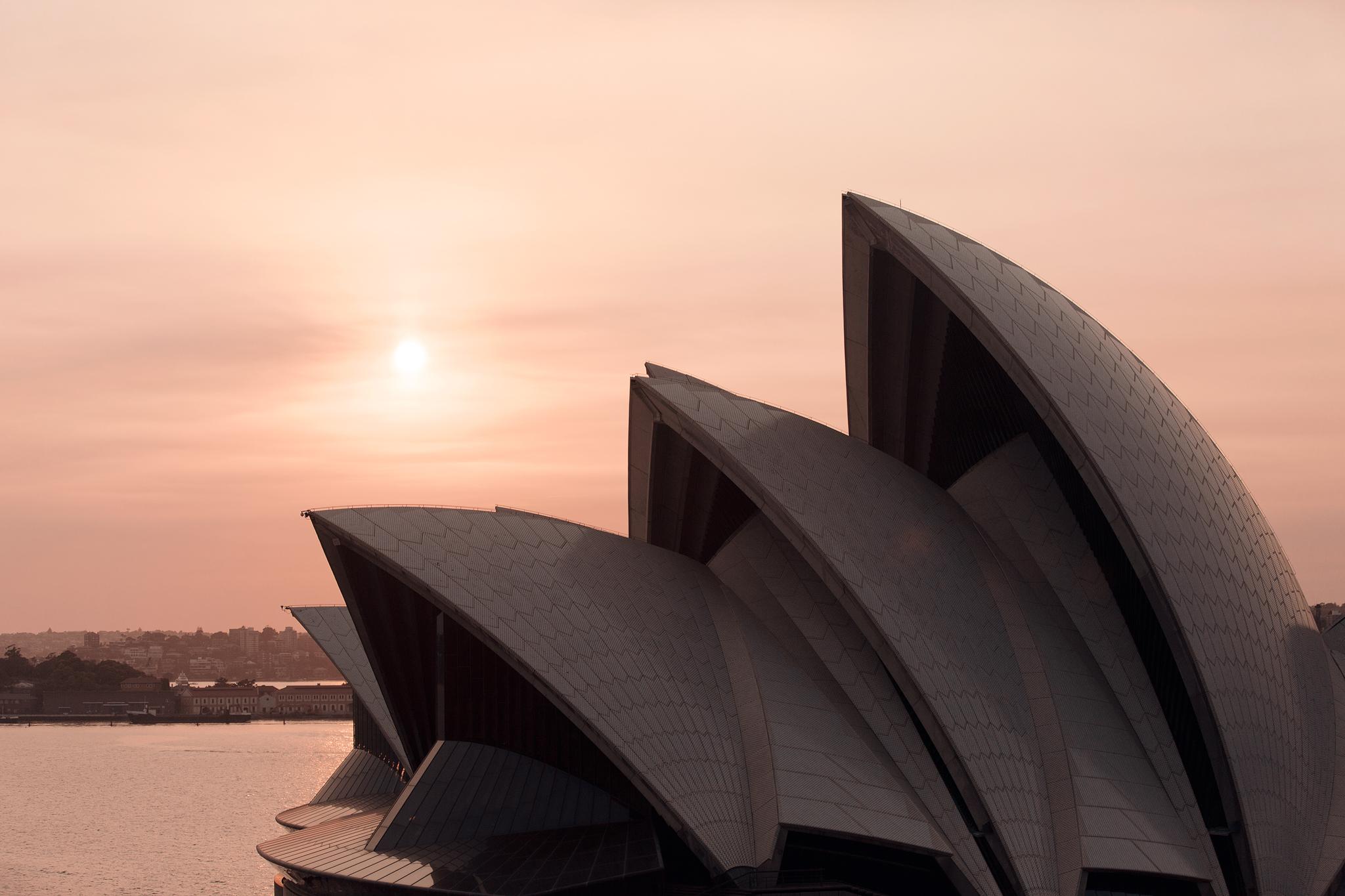 Resedagbok: Sydney del 2