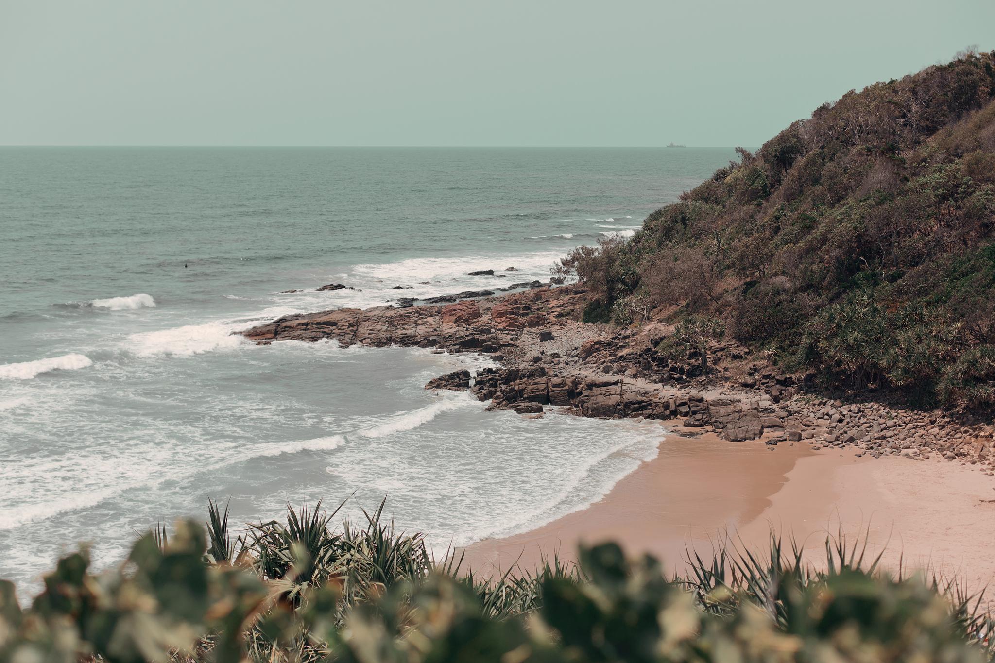 Resedagbok Sunshine Coast: Coolum Beach