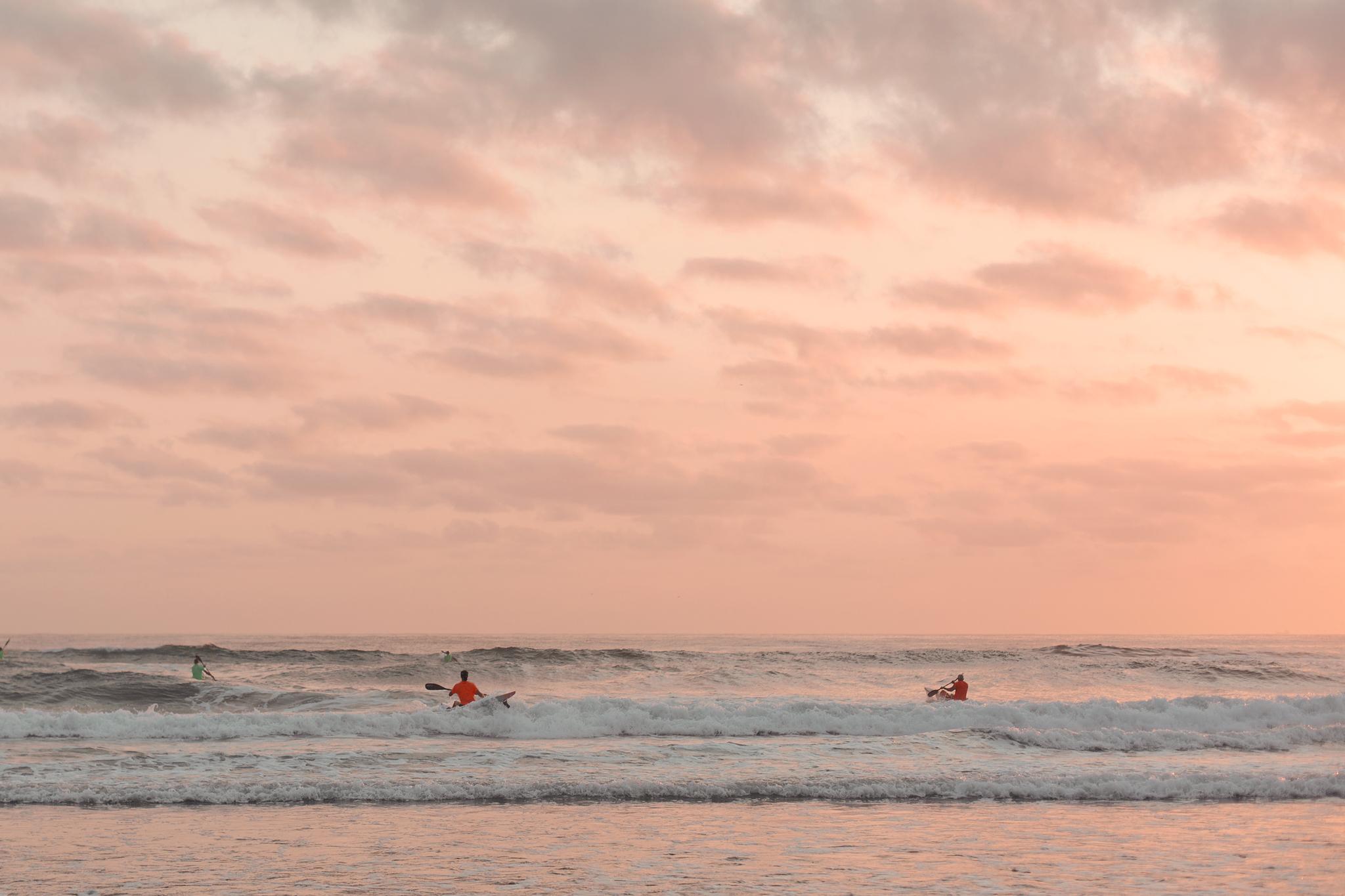 Resedagbok Sunshine Coast: Maroochydore Beach
