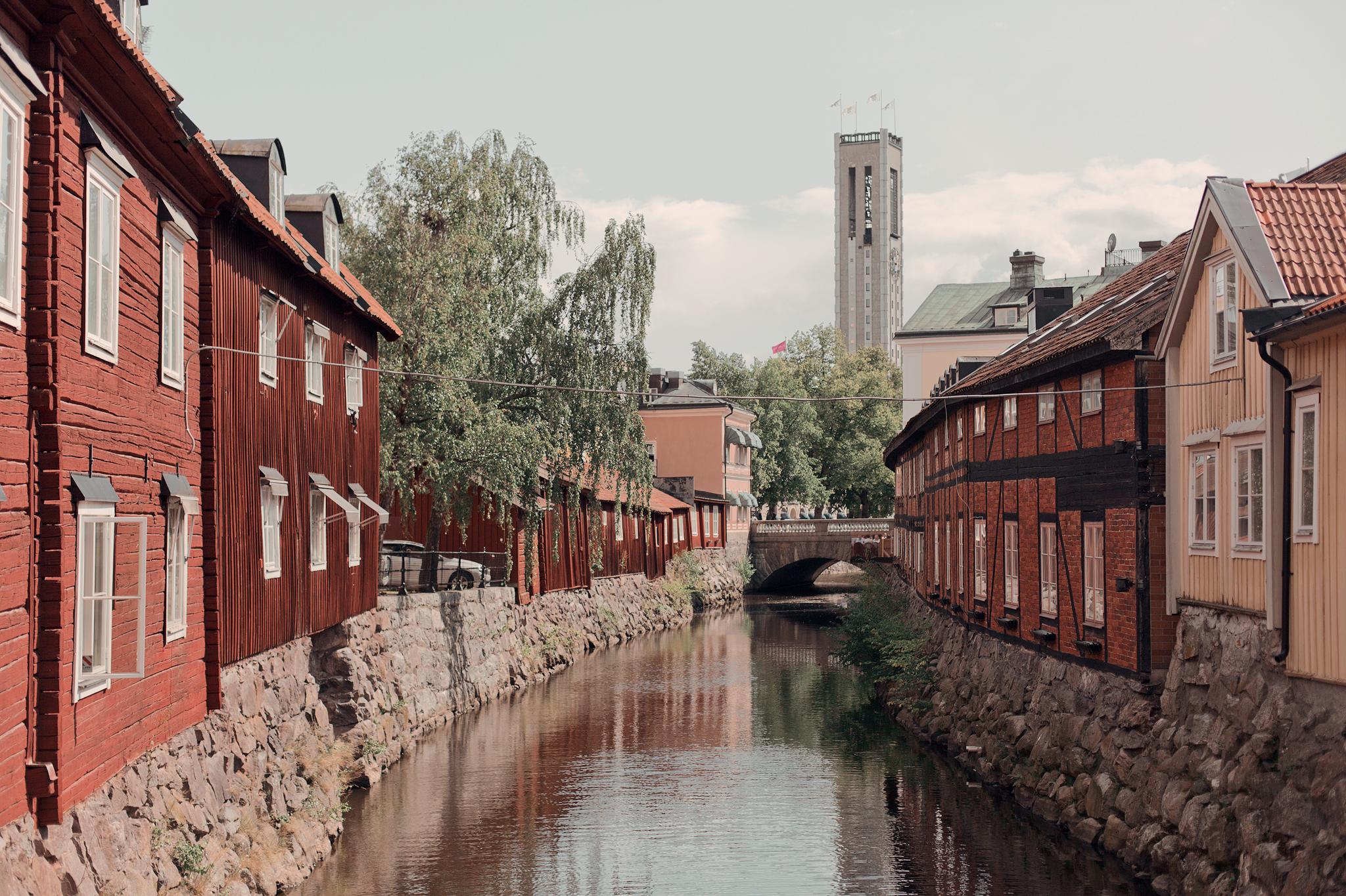 15 städer inom 2 timmar från Stockholm