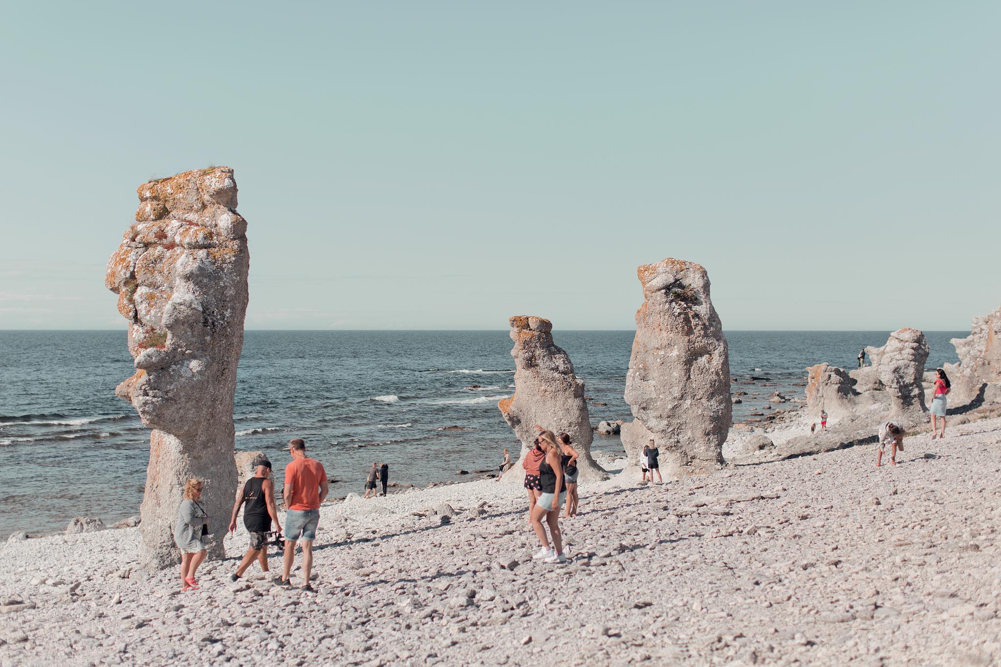 Langhammar - 35 platser du inte får missa på Gotland
