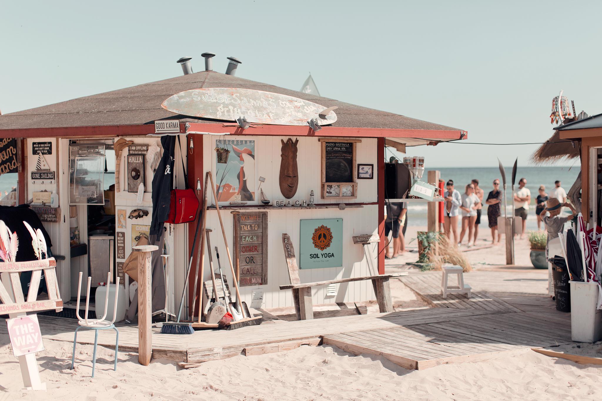 Sudersand - 35 platser du inte får missa på Gotland