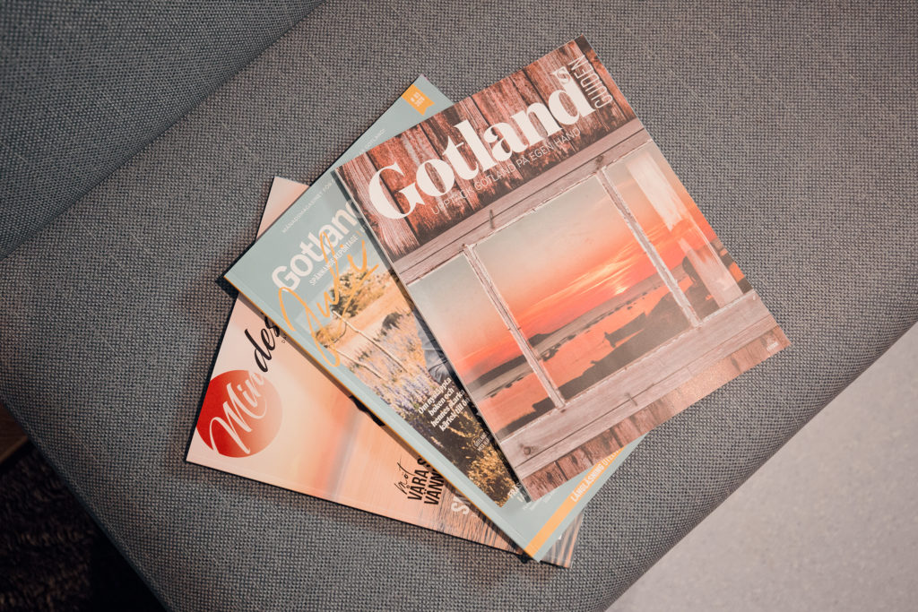 Destination Gotland