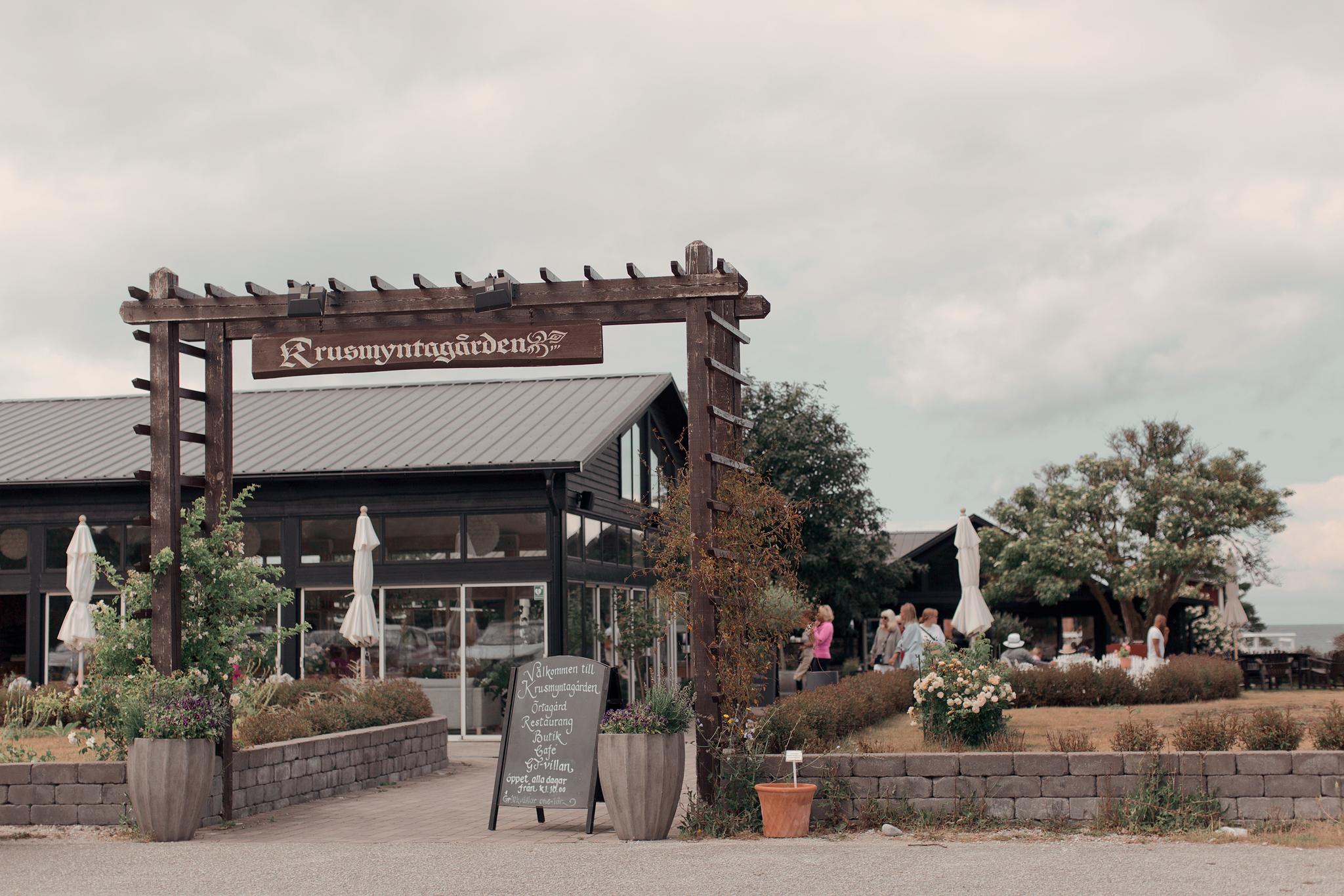 Krusmyntagården - 35 platser du inte får missa på Gotland