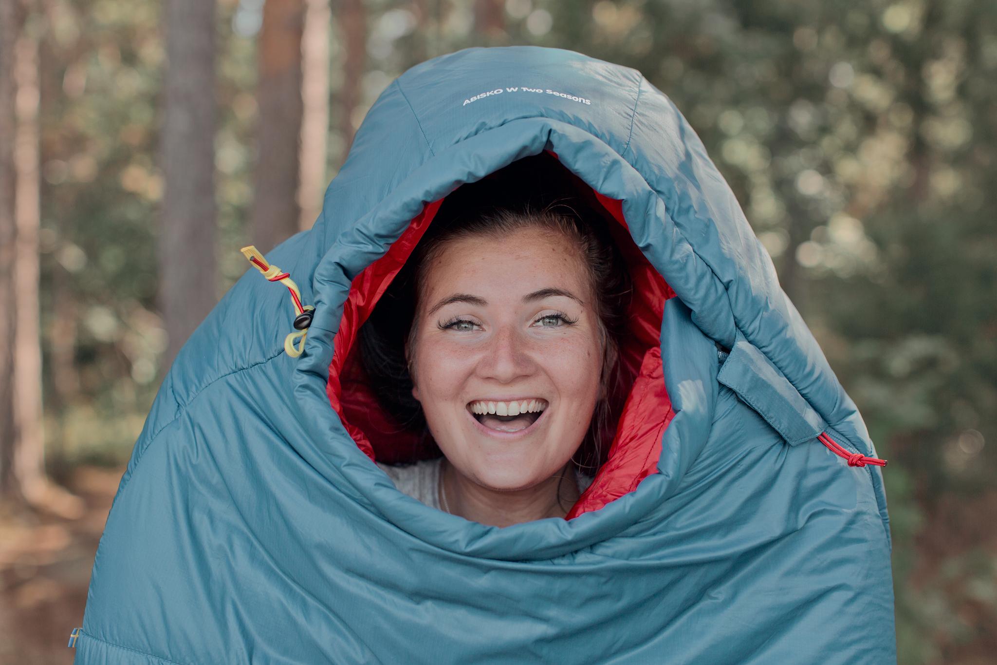 En nybörjarguide till att välja sovsäck