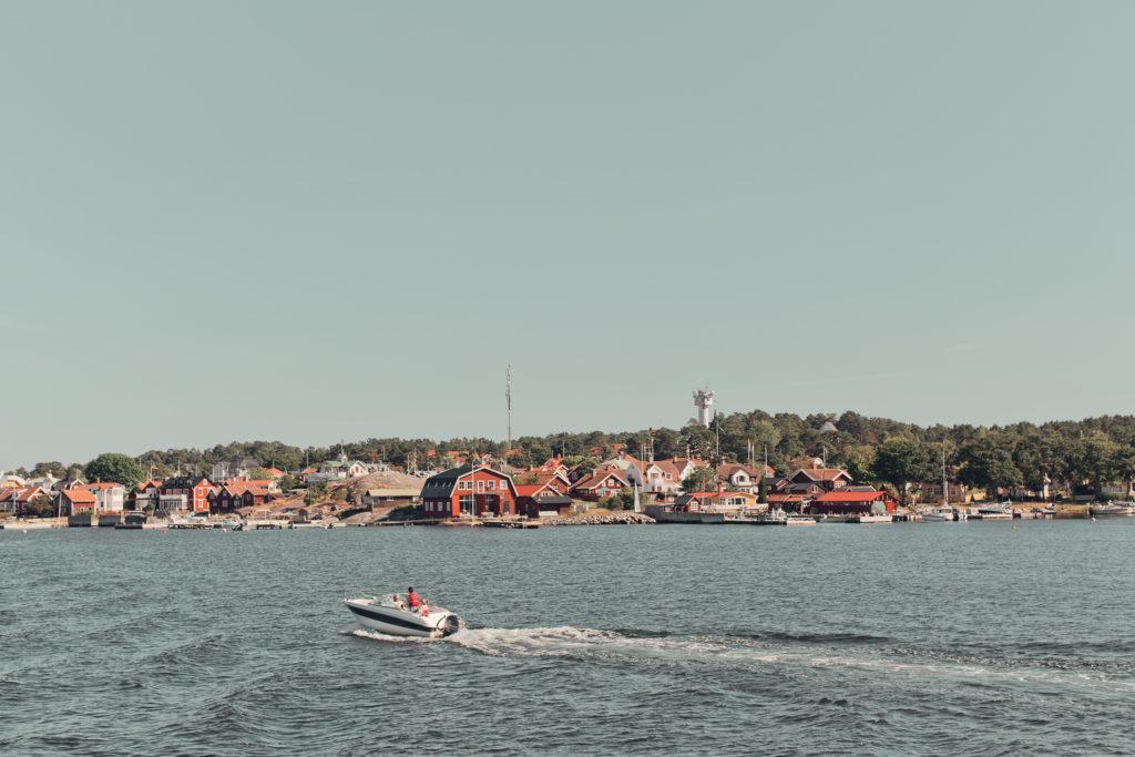Båtkaos