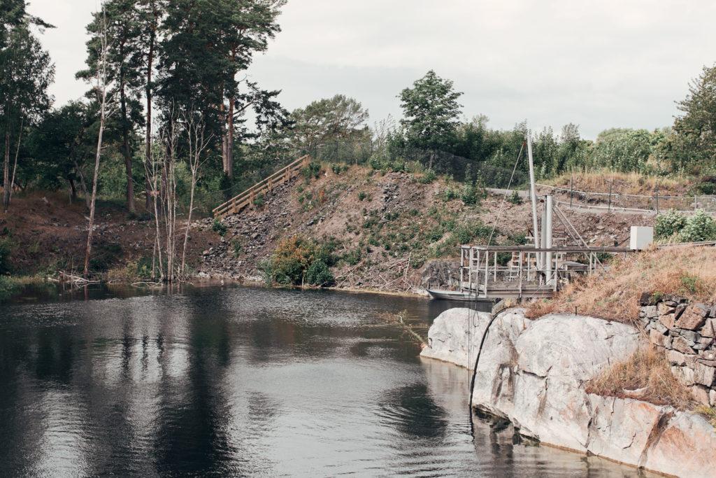Sveriges äldsta järngruvor