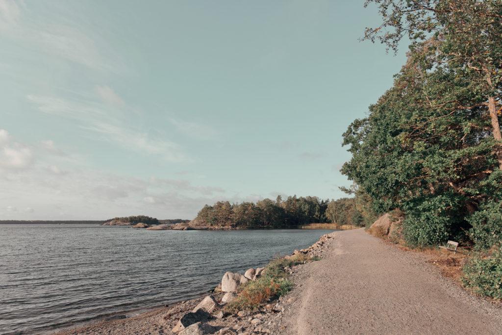 Upptäcksfärd i Lövhagens friluftsområde