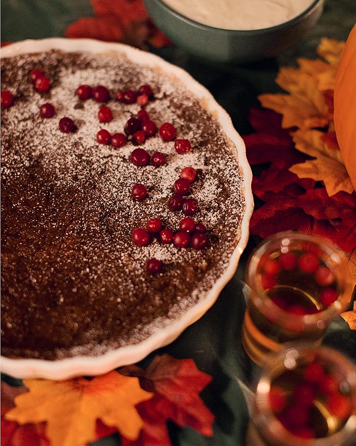 Matresa till Thanksgiving (USA)