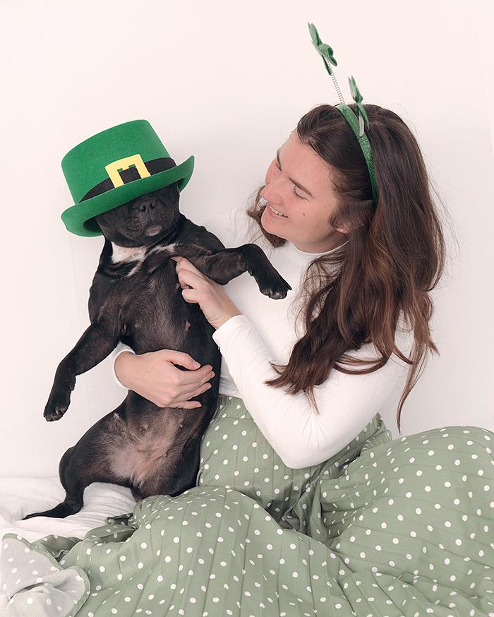 Matresa till Irland (Saint Patrick's Day)