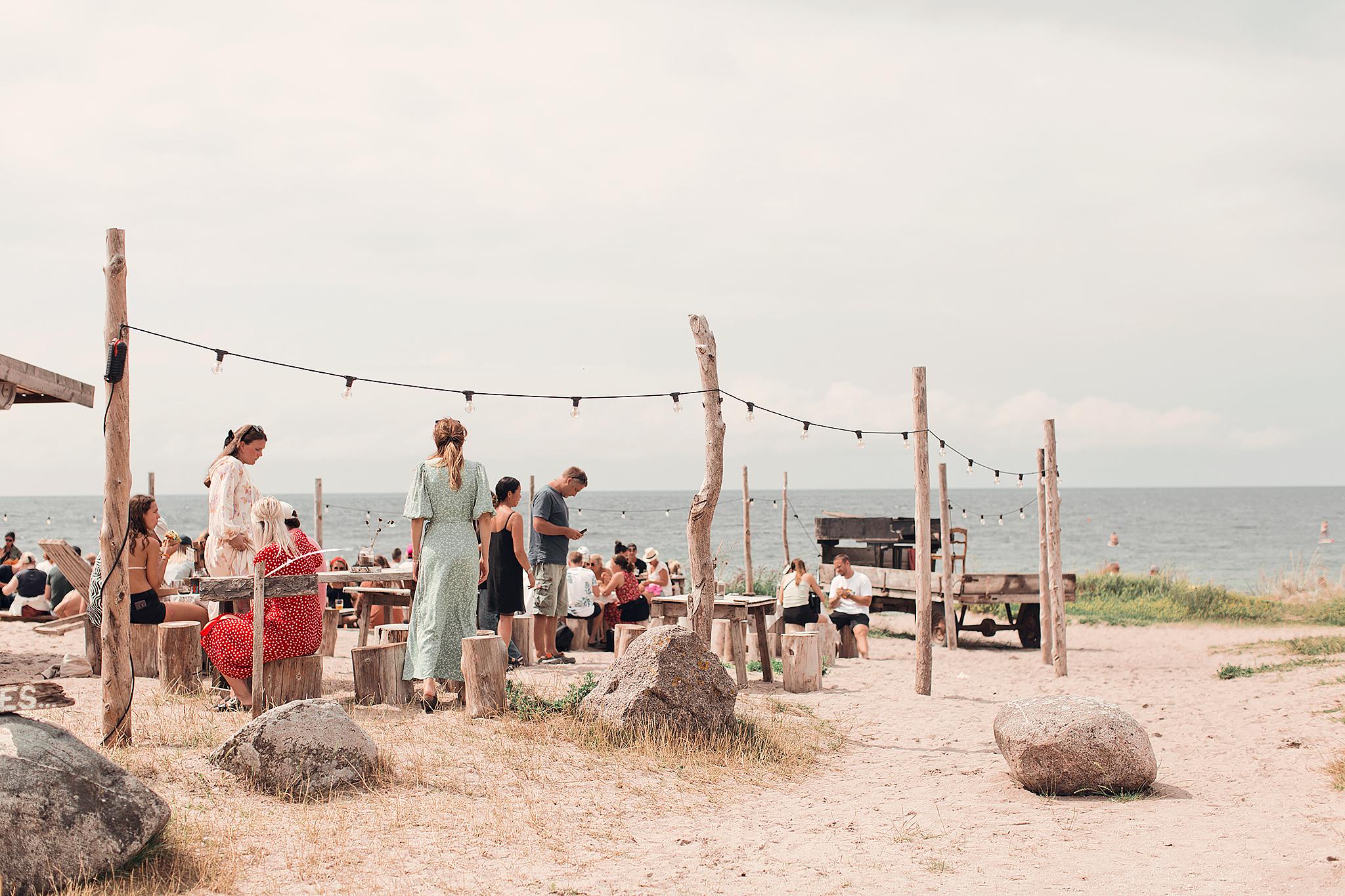 Resedagbok Gotland: Surflogiet