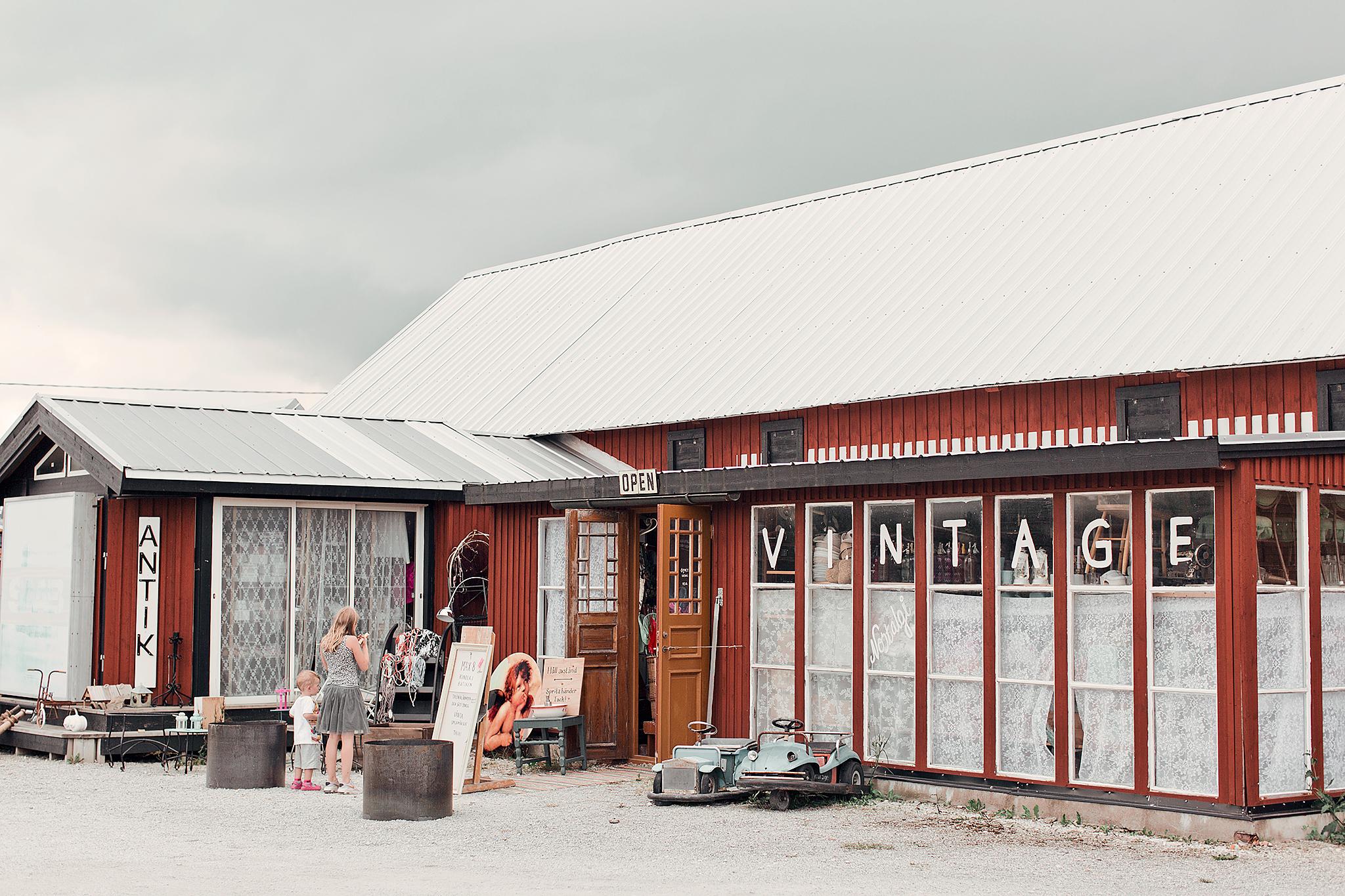 Resedagbok Gotland: Toftalagret