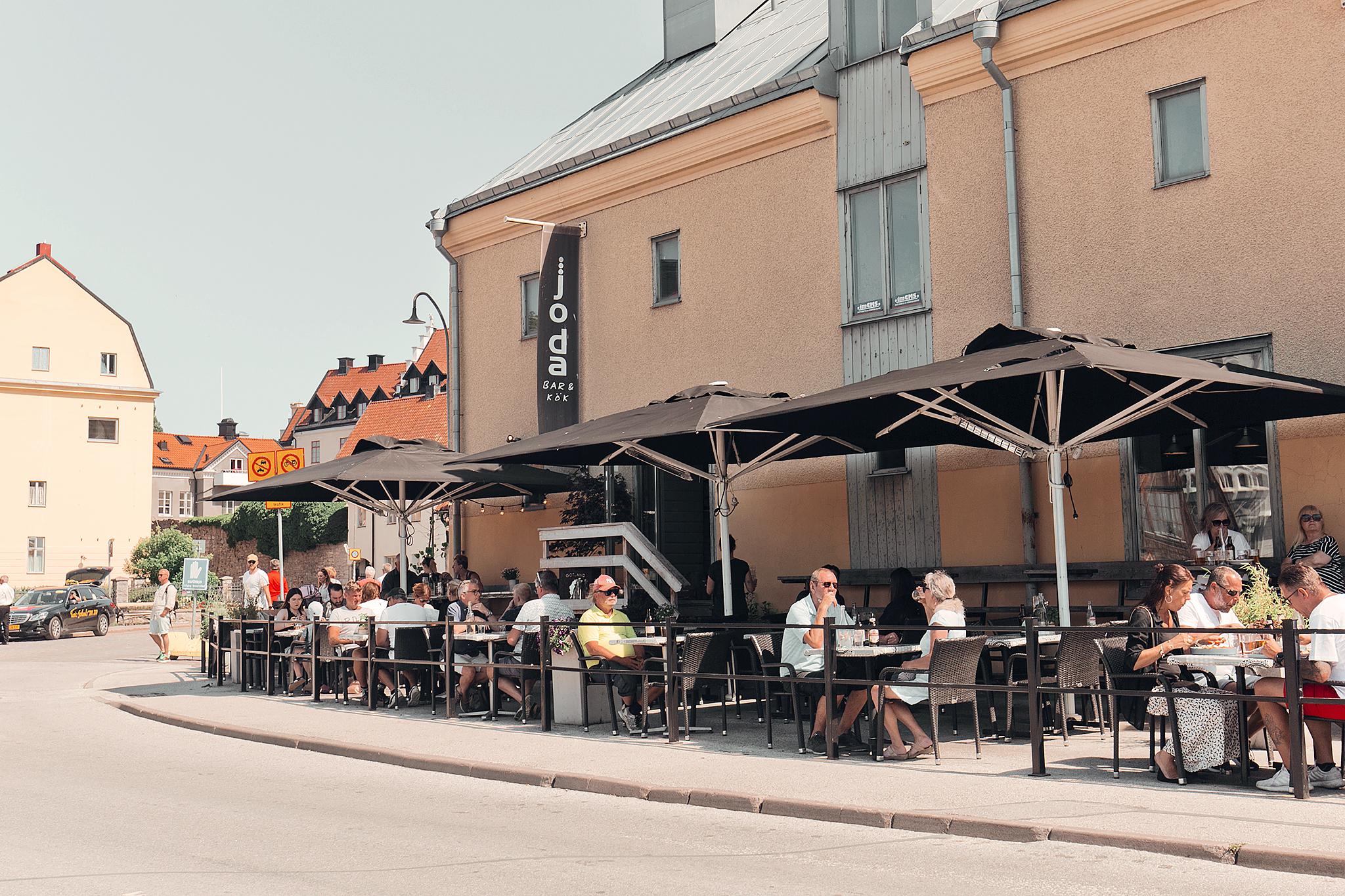 Resedagbok Gotland: Joda