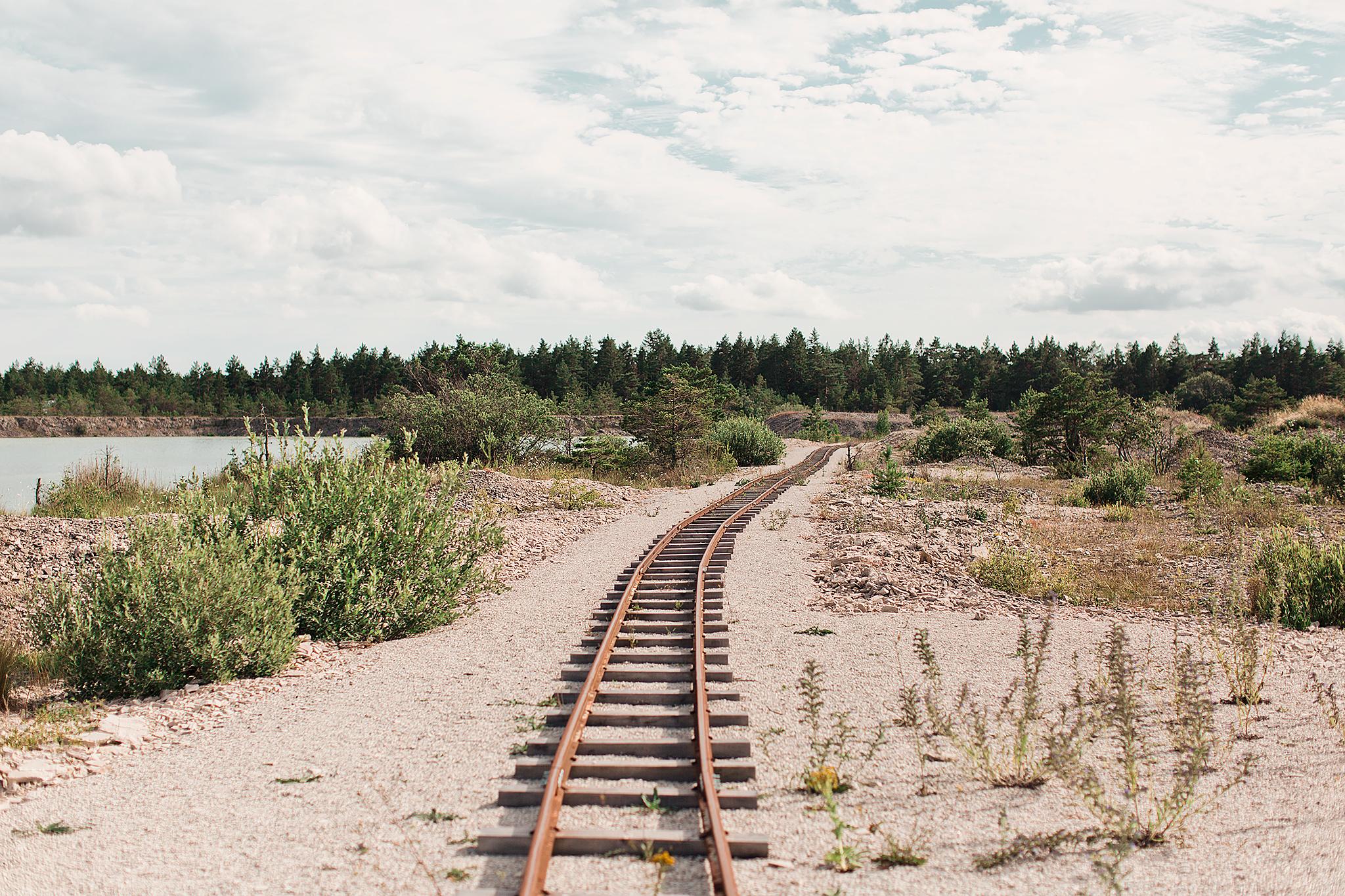 Resedagbok Gotland: Bläse kalkbrott