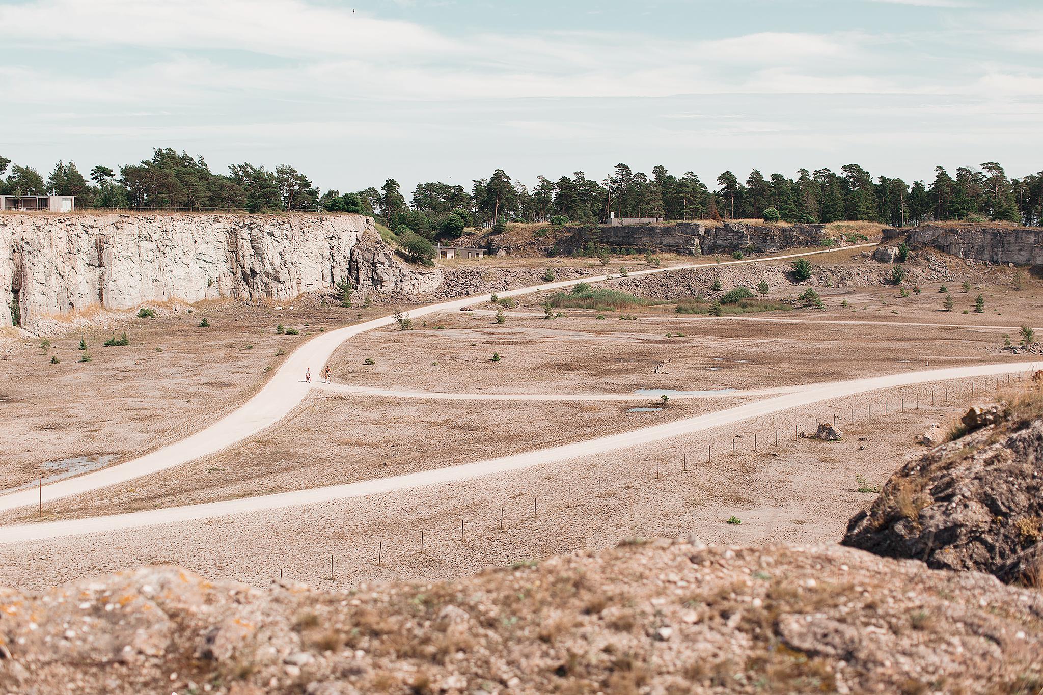 Resedagbok Gotland: Bungenäs kalkbrott