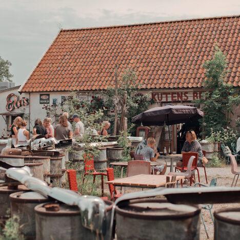 Resedagbok Gotland del 2 – Ljugarn, Herta & Visby