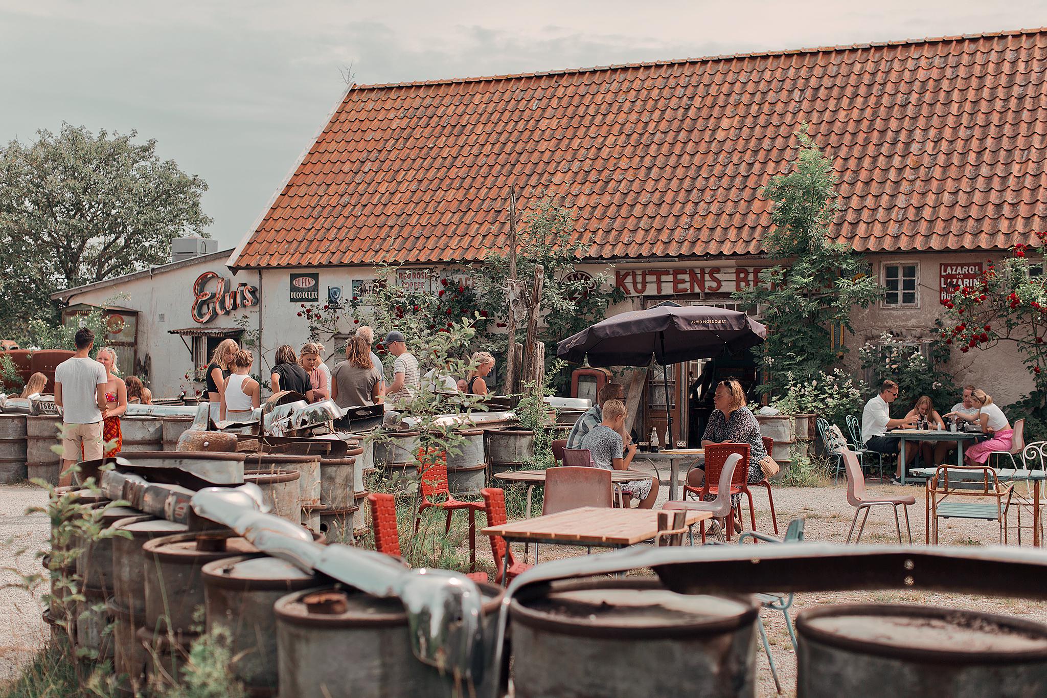 Kutens Bensin - 35 platser du inte får missa på Gotland