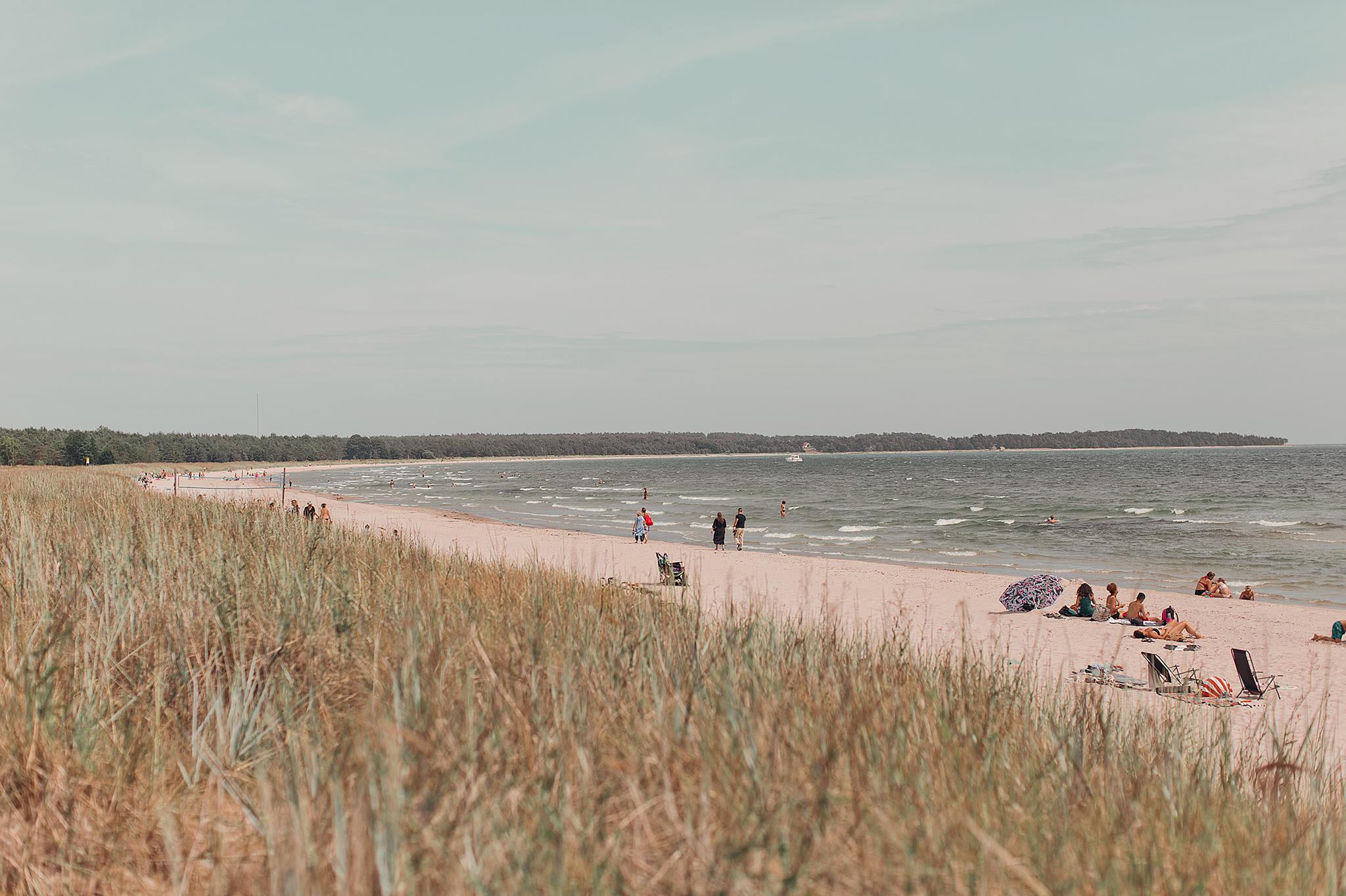 Resedagbok Gotland: Sudersand