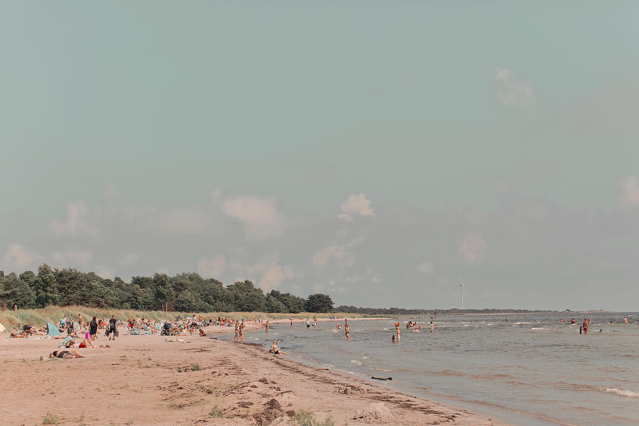 Resedagbok Gotland: Herta
