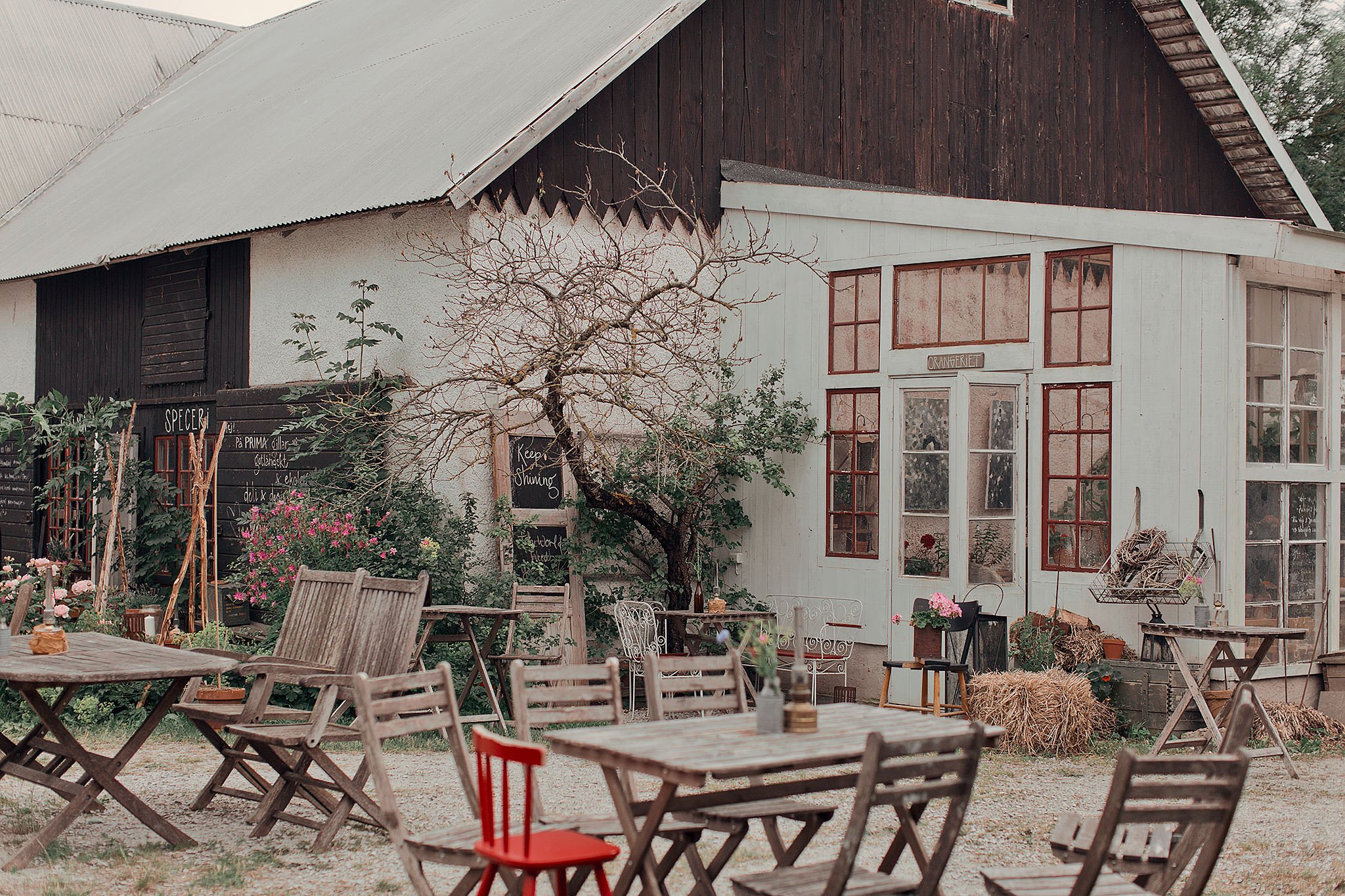 Resedagbok Gotland: Prima Gård