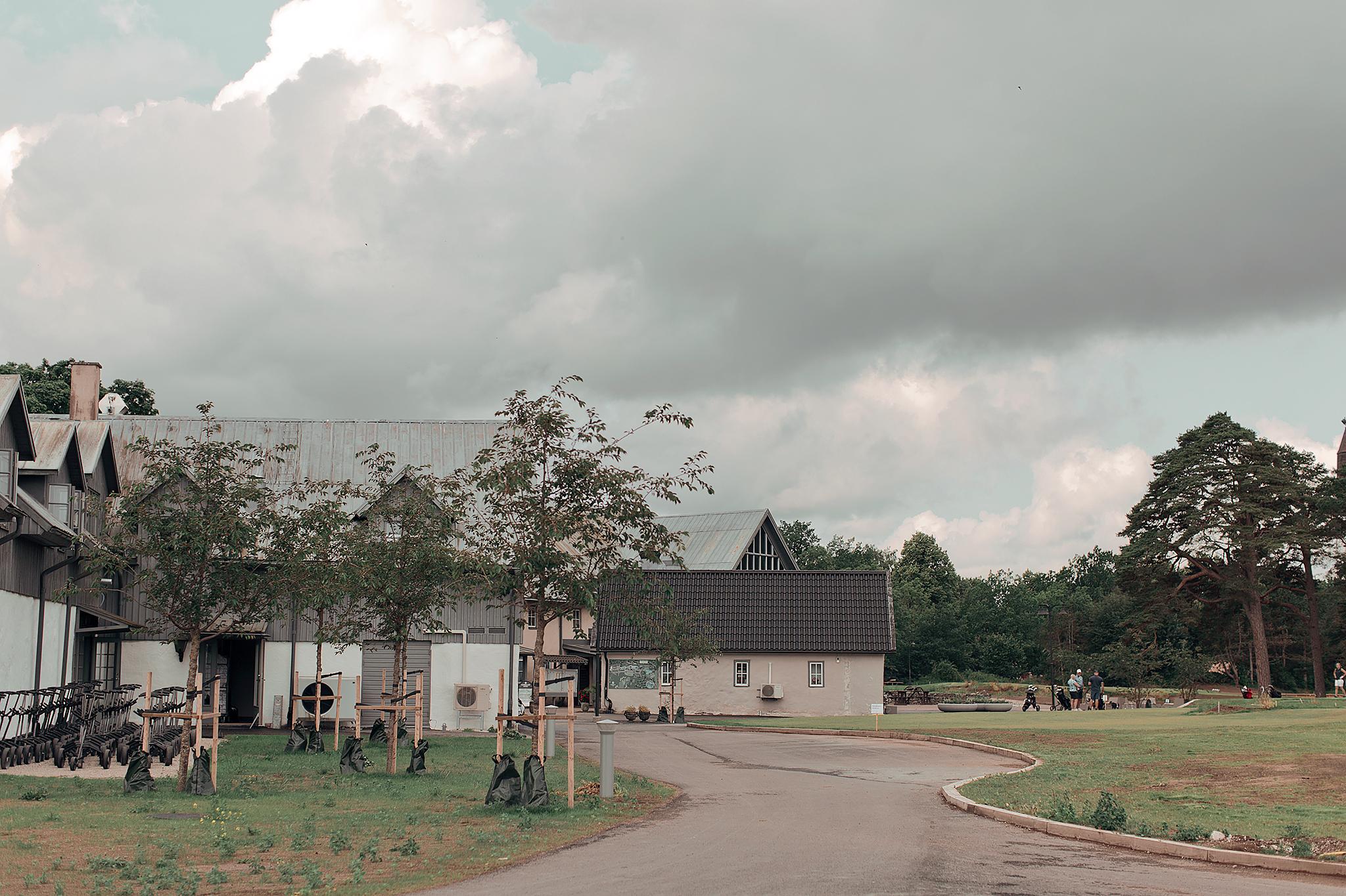 Resedagbok Gotland: Gumbalde