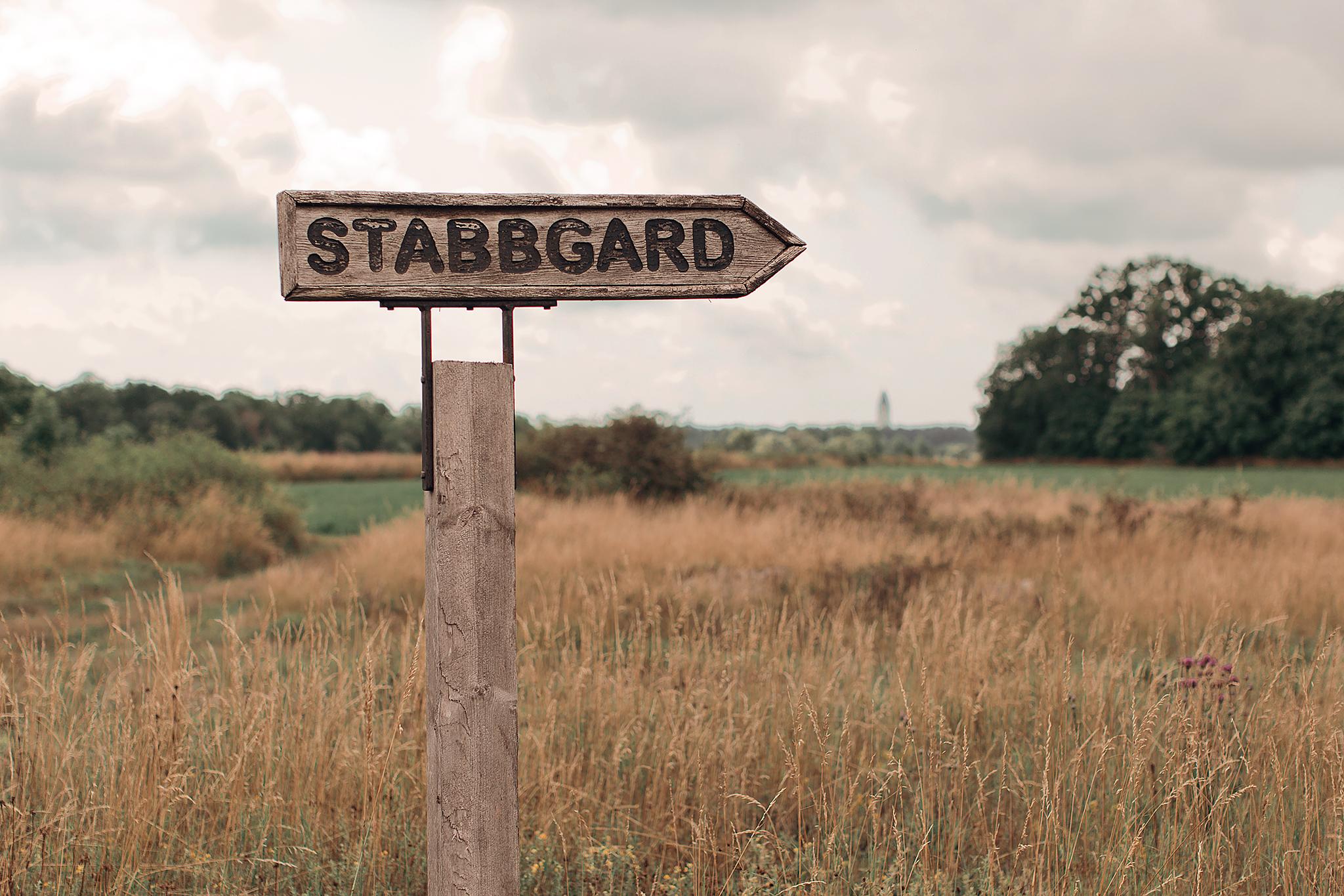 Resedagbok Gotland: Stabbgard